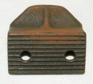 1946 1947 1948 41 42 46 47 48 Ford,Mercury NOS deck lid striker plate