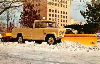 Meyer Snow & Ice Control Equipment, Jeep Gladiator, Snow Plow, Dexter