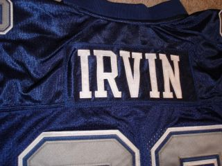Michael Irvin Dallas Cowboys NFL Jersey 50 Large