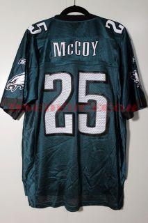 Reebok Equipment Replica Jersey Philadelphia Eagles Green LeSean McCoy