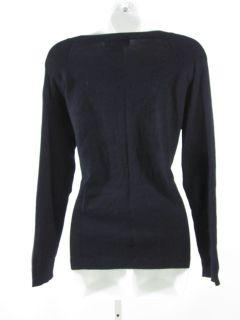 Michael by Michael Kors Black White Cardigan Sweater SP