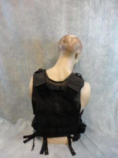 STARGATE DR DANIEL JACKSON MICHAEL SHANKS SCREEN WORN TACTICAL VEST