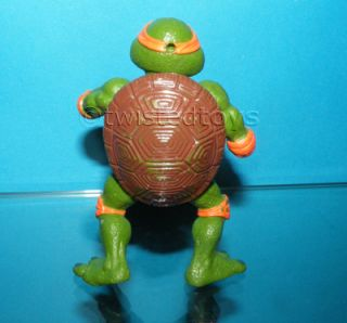 Mutant Ninja Turtles TMNT Movie Star Michelangelo Figure RARE