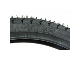 Michelin Gazelle M62 Moped Front Rear Tire 2 50 17 43P