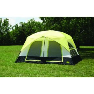 Pin tent hex dome on pinterest for Small 2 room tent