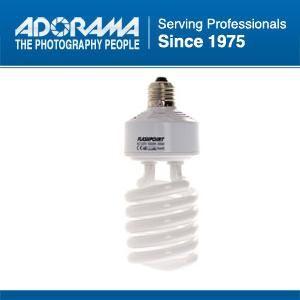 Flashpoint Replacement Spiral Fluorescent Bulb, 55 Watts, 5500k
