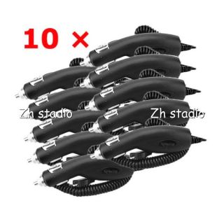 Lot 10x Universal Micro USB Car Charger for Smart Phone PDA 10x