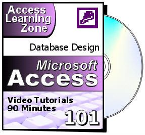 Microsoft Access 2010 Video Tutorial Office Training Lessons 599CD