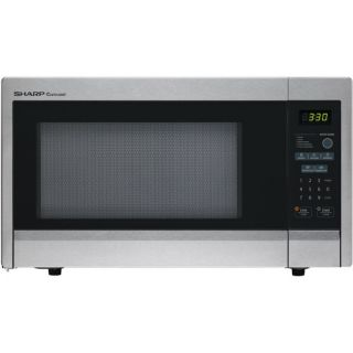 Sharp Carousel Countertop Microwave Oven R 331ZS