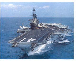 USS Midway CVA 41 Vienam War Deploymen Cruise Book Year Log 1965