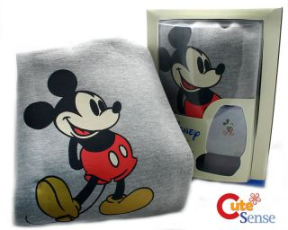 Mickey Mouse Car Seat Covers Auto Accessories Set 2pc