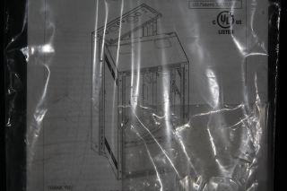 Longaberger Wrought Iron Wall Mounted Magazine Rack New