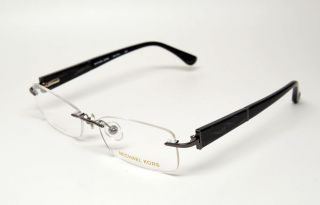 Michael Kors 479 1 033 Gunmetal 51 Authentic RX Glasses