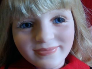 Gadco Great American Doll Co Princess Diana 297 of 750 Holiday Tribute