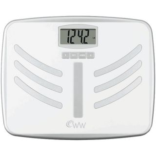 ww 66 body analysis and weight tracker scale measures body fat body