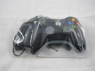 Microsoft Xbox 360 Wireless Controller for Windows Black 1086