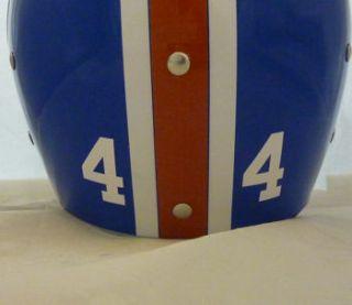Floyd Little Signed Denver Broncos Full Size TK Helmet