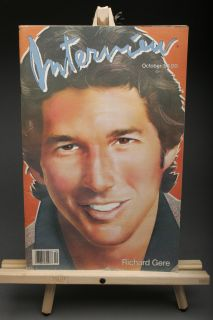Andy Warhols Interview Magazine Lot 8 1981 1983 Matt Dillon Richard
