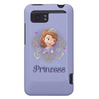 Sofia: Properly Princess HTC Vivid Covers