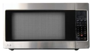 LG 2.0 cu.ft. Microwave 1,200 Watts, Sensor Cook, 6 Auto Program