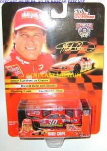 Mike Cope 30 Slim Jim 50th NASCAR Signature Series HO