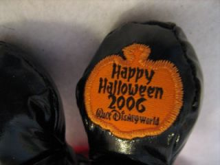 Disneyland Mickey Mouse Pirate Plush Halloween 2006