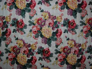Mill Creek Juliette Floral Upholstery Fabric