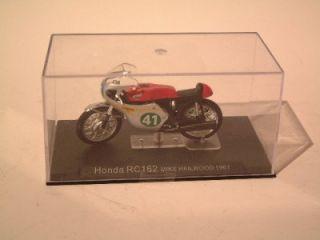 Motor Bike Honda RC162 Mike Hailwood 1961 1 24