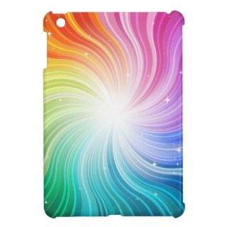 Rainbow Color iPad Mini Case