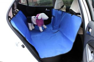 Dog Back Car Seat Cover Hammock Waterproof 600D Oxford Buyer Choose