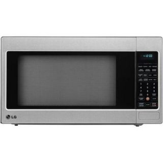 LCRT2010ST 2.0 Cu Ft Counter Top Microwave Oven With (stainless Steel
