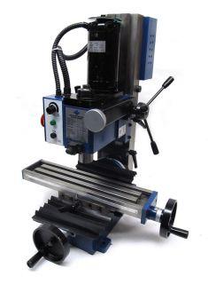 Cummins Variable Speed Mini Vertical Milling Machine 3115