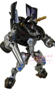 Human Alliance Shadow Blade Sideswipe & Mikaela Banes Action Figure
