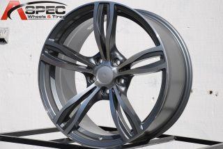 BMW M5 Style Wheel Fit Z3 Z4 325 328 335i 2006 2013 5x120 Rim