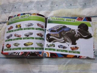 Hot Wheels 2012 Catalogue die cast cars trucks planes Treasure Hunts T