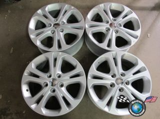 Four 2011 12 Dodge Durango Factory 18 Wheels Rims Grand Cherokee 2394