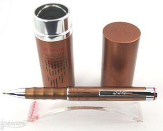 Rotring Telescopic Ballpoint Pen Bronze Special Edition w Gift Tube