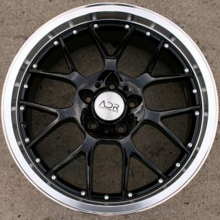 Adr M Sport 19 Black Rims Wheels 2008 Up Cadillac cts 19 x 8 5 5H 35