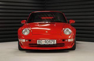 Carrera 911 oem Factory Stock 17 WHEELS RIMS 5x130 Twist 993 cup II RS