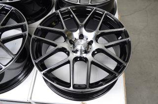 Effect Wheels Camry G35 MDX Lexus Mustang Maxima Altima 5 Lug Rims
