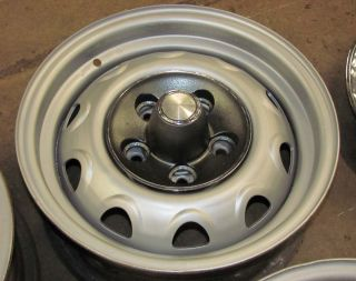 Cuda Challenger Dart 14 Rallye Wheels Rims Set of 4