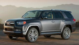 2013 Toyota 4Runner Limited Trail Stock 20 Wheels Rims Bridgestone