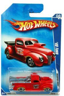 Hot Wheels 2009 Series mainline die cast vehicle. This item is on a