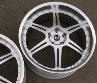 Sport ST2 19 H Silver Rims Wheels CLS63 AMG 19 x 8 5 9 5 5H 20