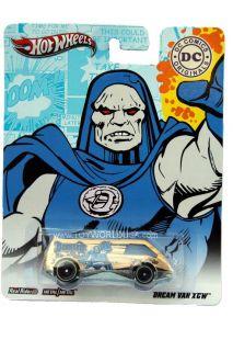 2012 Hot Wheels DC Comics Originals Dream Van XGV Darksider