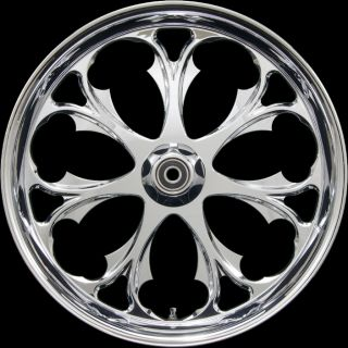 Chrome Wheels Harley Bagger Electra Ultra Glide 2009 2012 New
