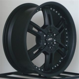 18 inch Black Wheels Rims Nissan Armada Titan QX56 New