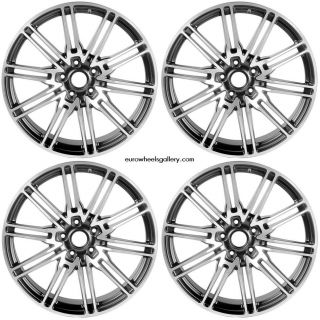 22 Wheels Set for Porsche Cayenne VW Touareg Audi Rims Caps 22 x 10