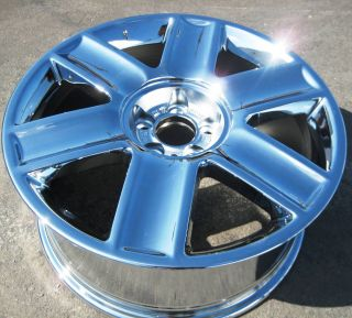 17 Audi TT CT4 Chrome Wheels Rims Volkswagen Exchange Stock