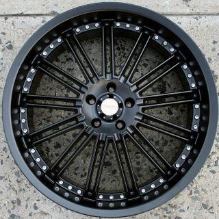 Kasino Slot 679 20 Black Rims Wheels Pontiac Malibu 5x110 20 x 8 5 5H